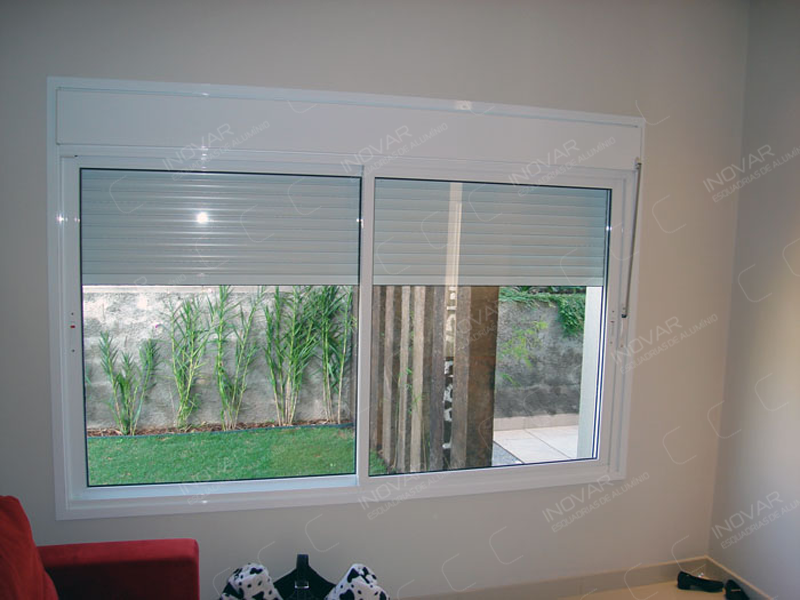O que são janelas persianas