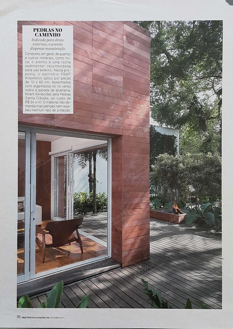 Arquitetura e Construção Setembro 2014 5