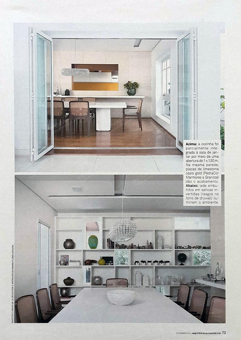 Arquitetura e Construção Setembro 2014 6