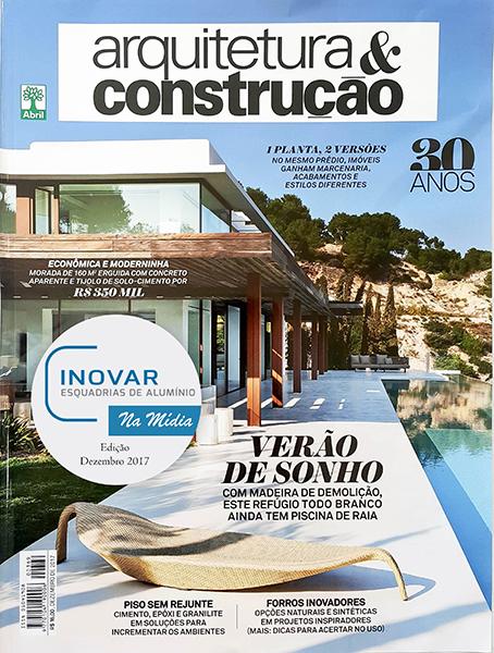 Arquitetura e Construção Dezembro 2017